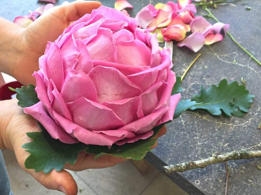 Rosengeschenke selbstgemacht